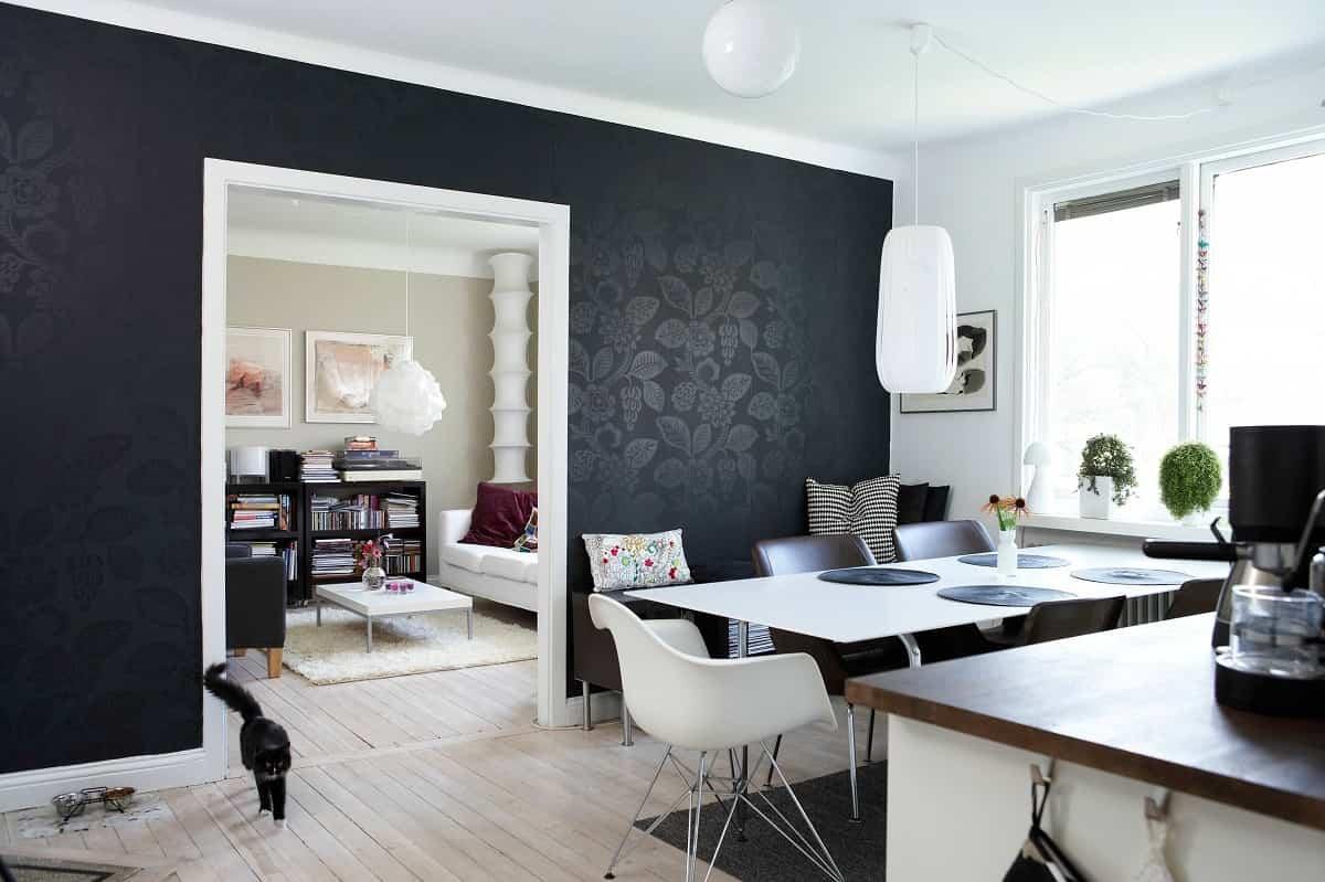 ideas para decorar tu hogar con el color negro 3