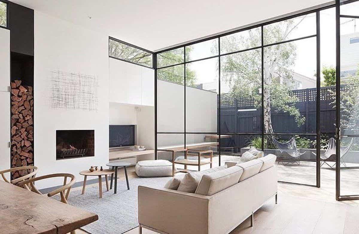 ideas para decorar tu hogar con el color negro 8