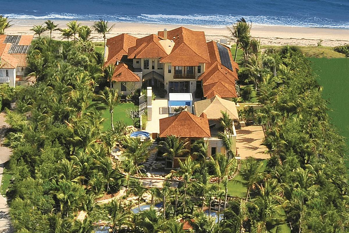 las casas mas lujosas del mundo 1