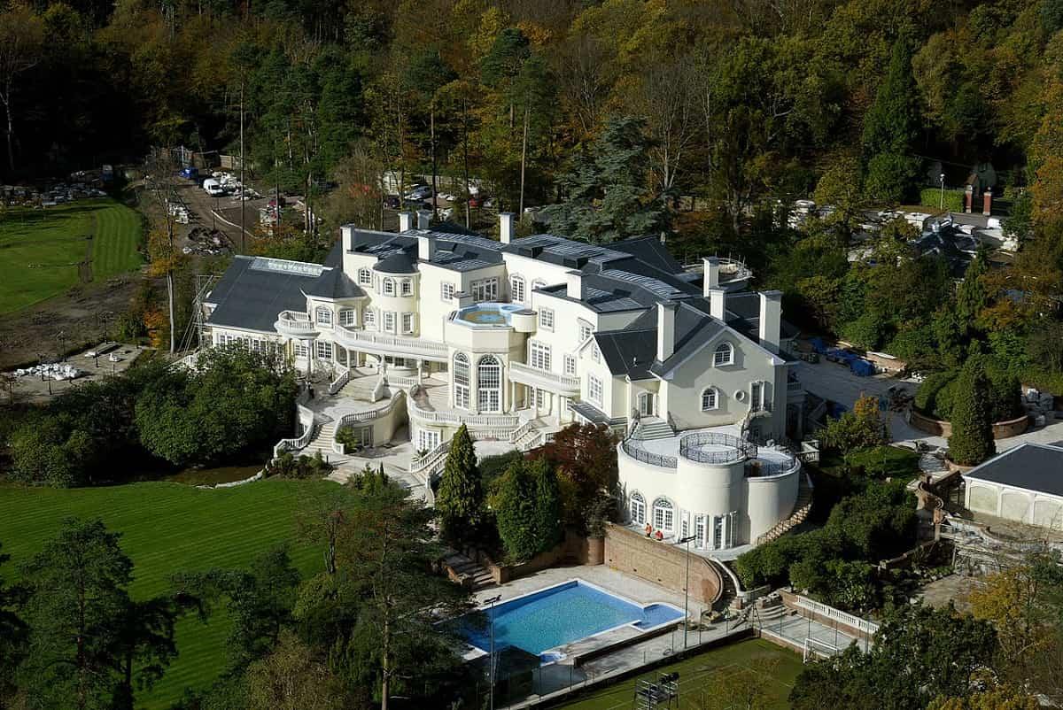 las casas mas lujosas del mundo 3