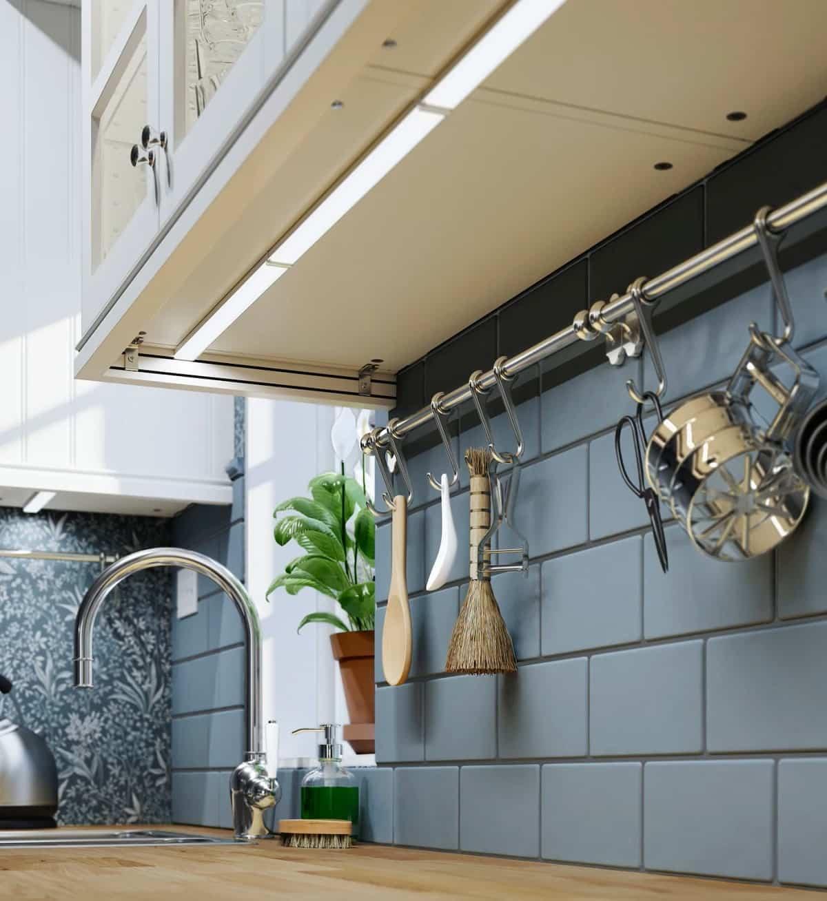 como renovar la cocina sin gastar mucho dinero 9