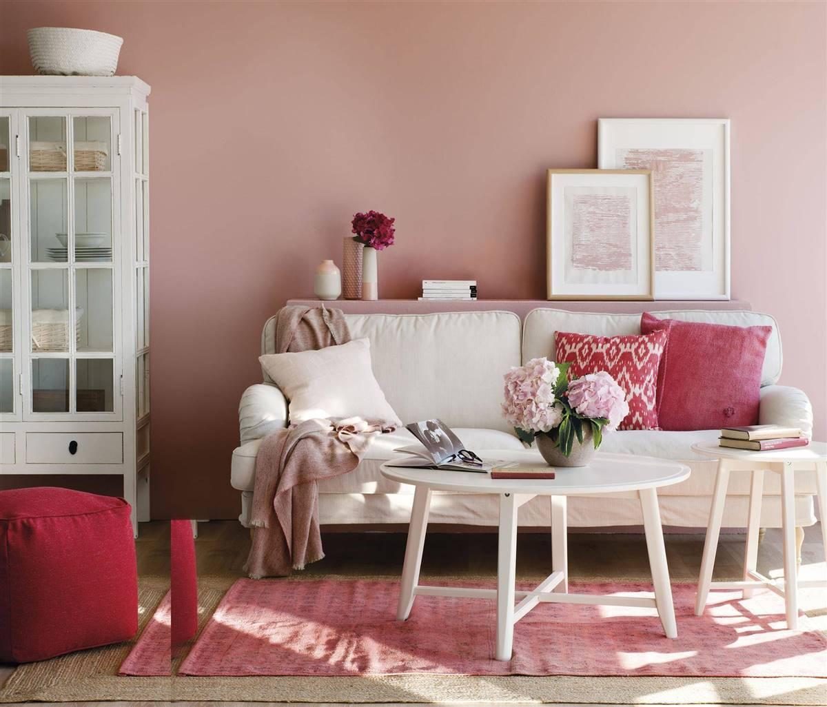 decora tu hogar con el color rosa ¡es tendencia 10