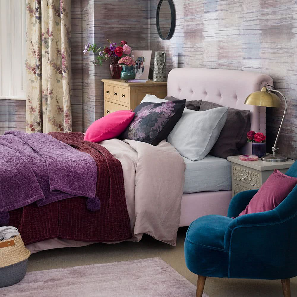 decora tu hogar con el color rosa ¡es tendencia 11