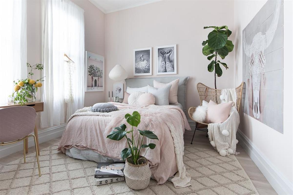 decora tu hogar con el color rosa ¡es tendencia 2