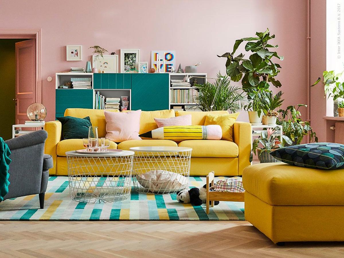 decora tu hogar con el color rosa ¡es tendencia 3