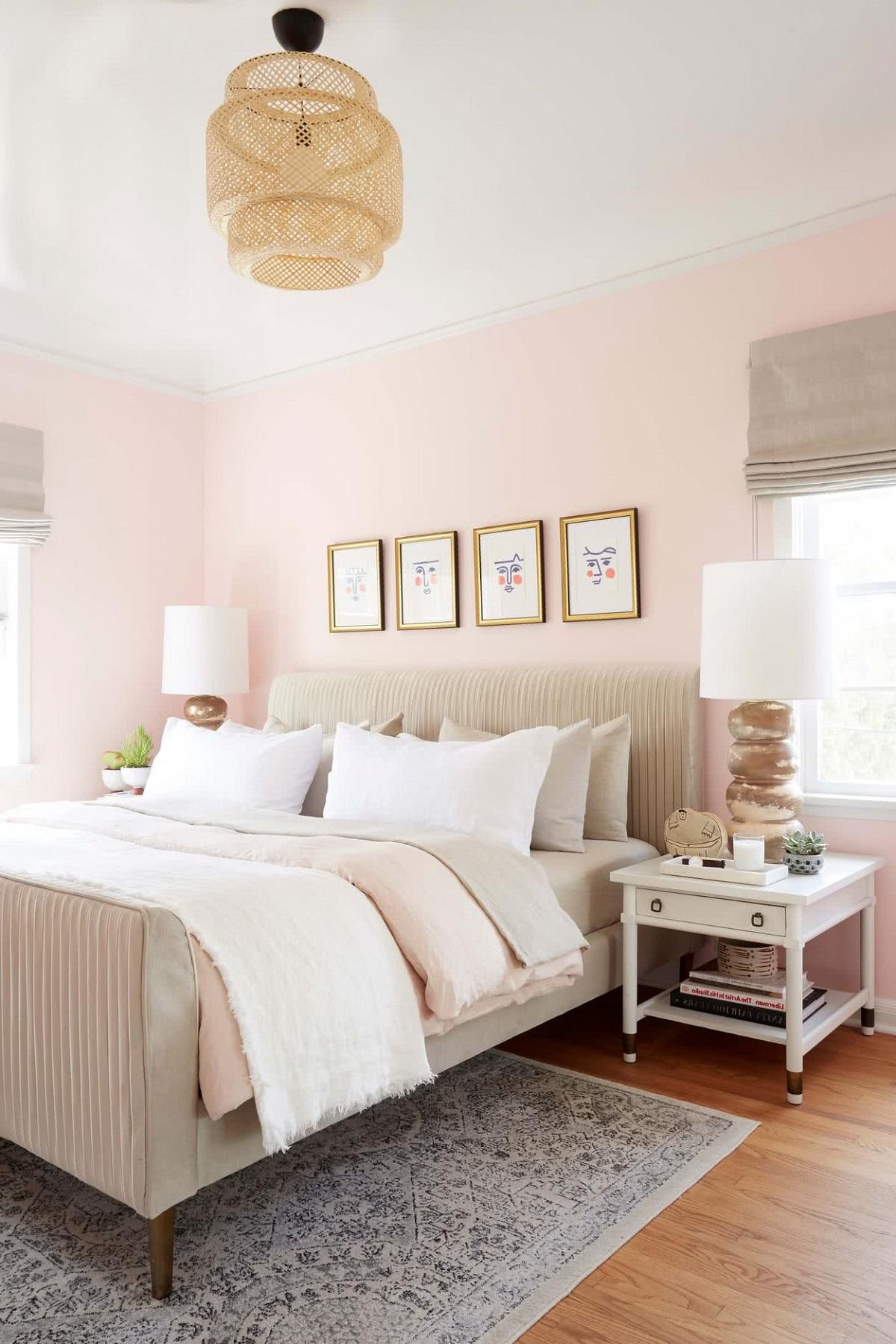 decora tu hogar con el color rosa ¡es tendencia 4