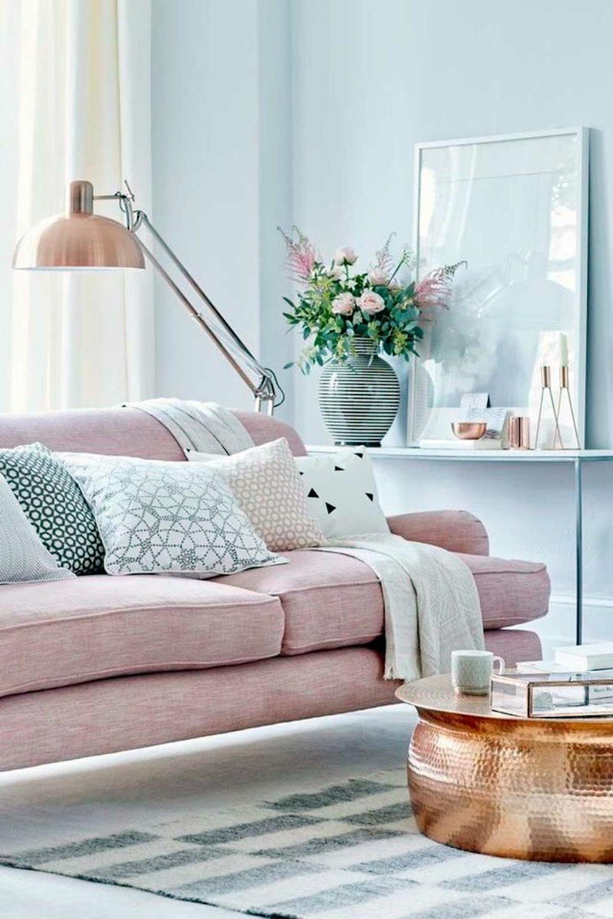 decora tu hogar con el color rosa ¡es tendencia 6