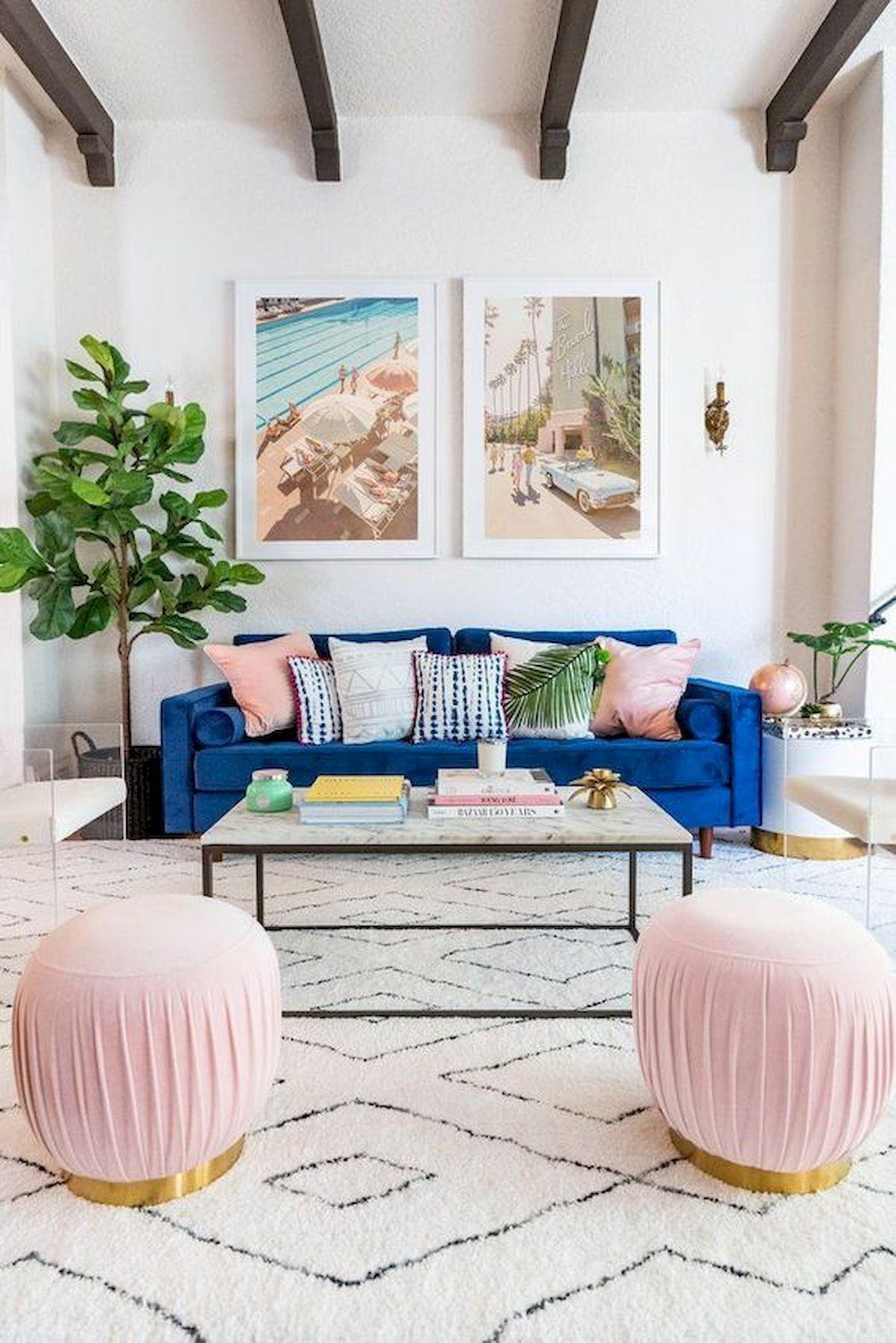 decora tu hogar con el color rosa ¡es tendencia 7