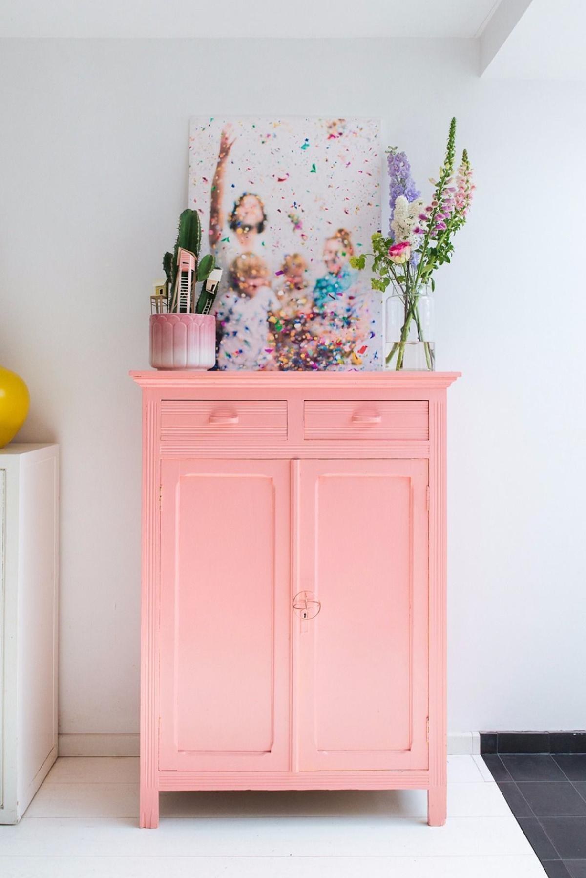 decora tu hogar con el color rosa ¡es tendencia 9