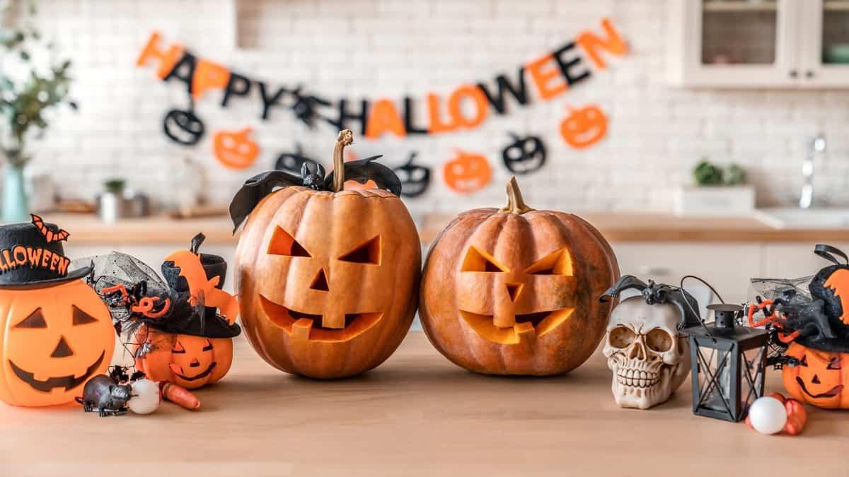 como decorar la casa para la fiesta de halloween 1
