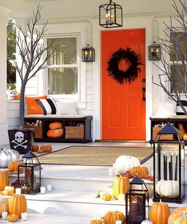 como decorar la casa para la fiesta de halloween 7