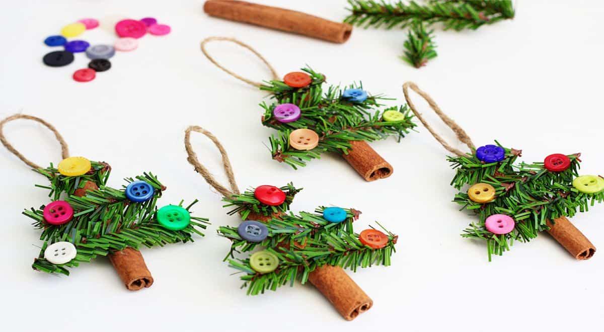 8 adornos de navidad diy para una decoracion original 1