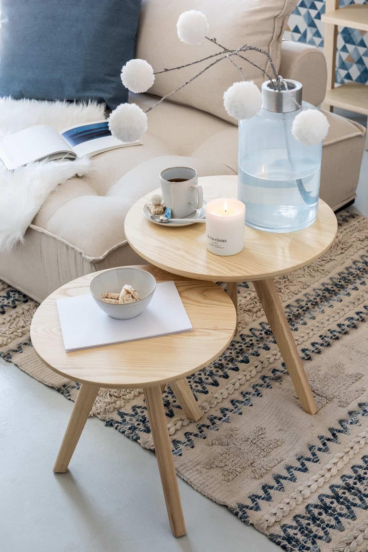 claves para elegir las mesas auxiliares para tu hogar 7