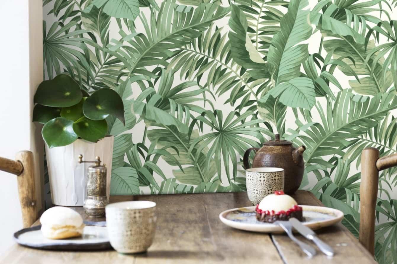 Tendencias en papel pintado para decorar las paredes de tu hogar