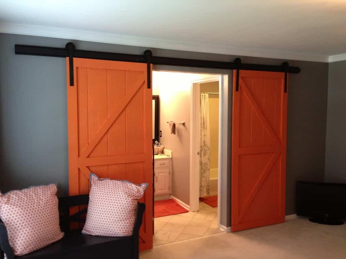 ideas para elegir el color de las puertas de interior 10