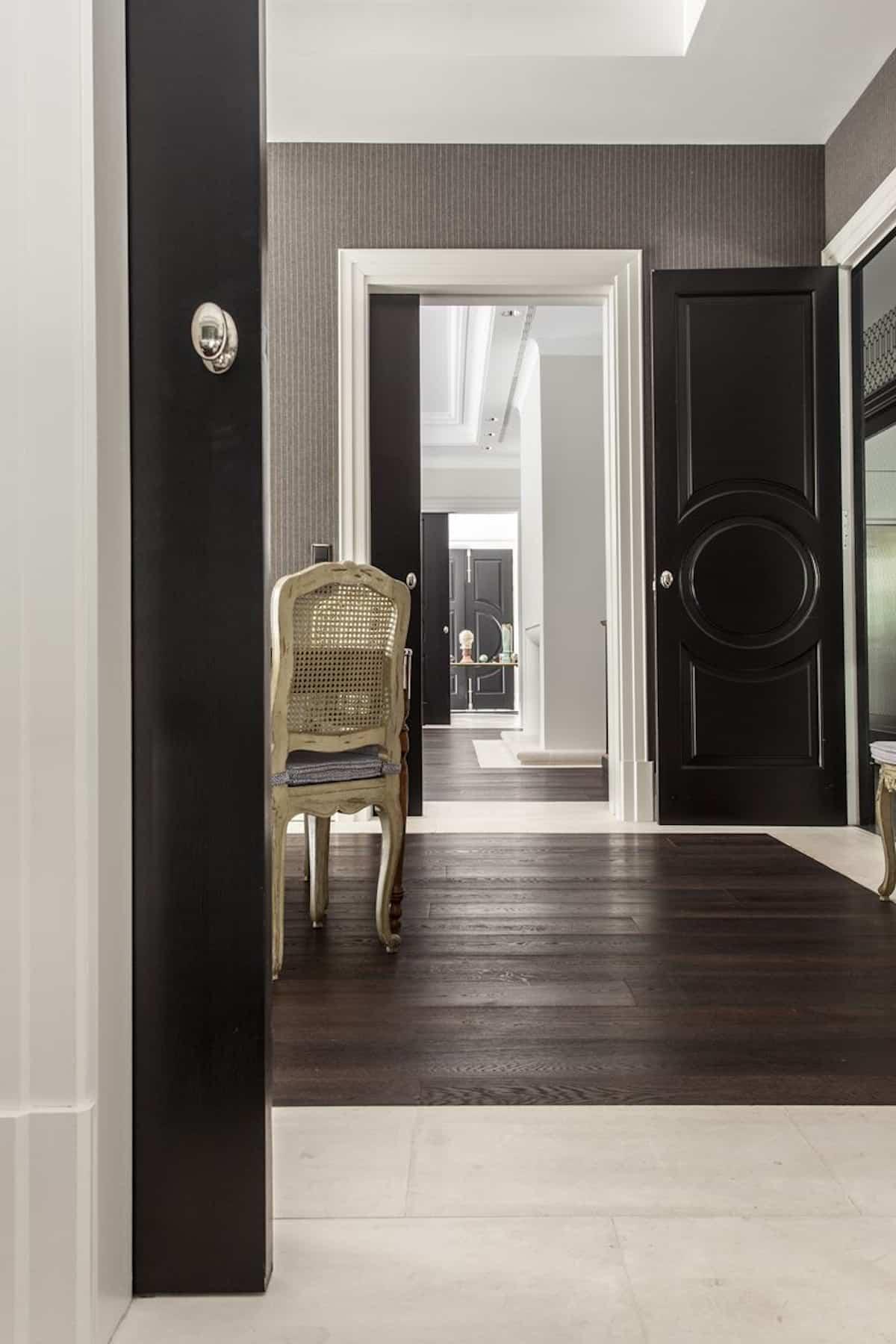 ideas para elegir el color de las puertas de interior 12