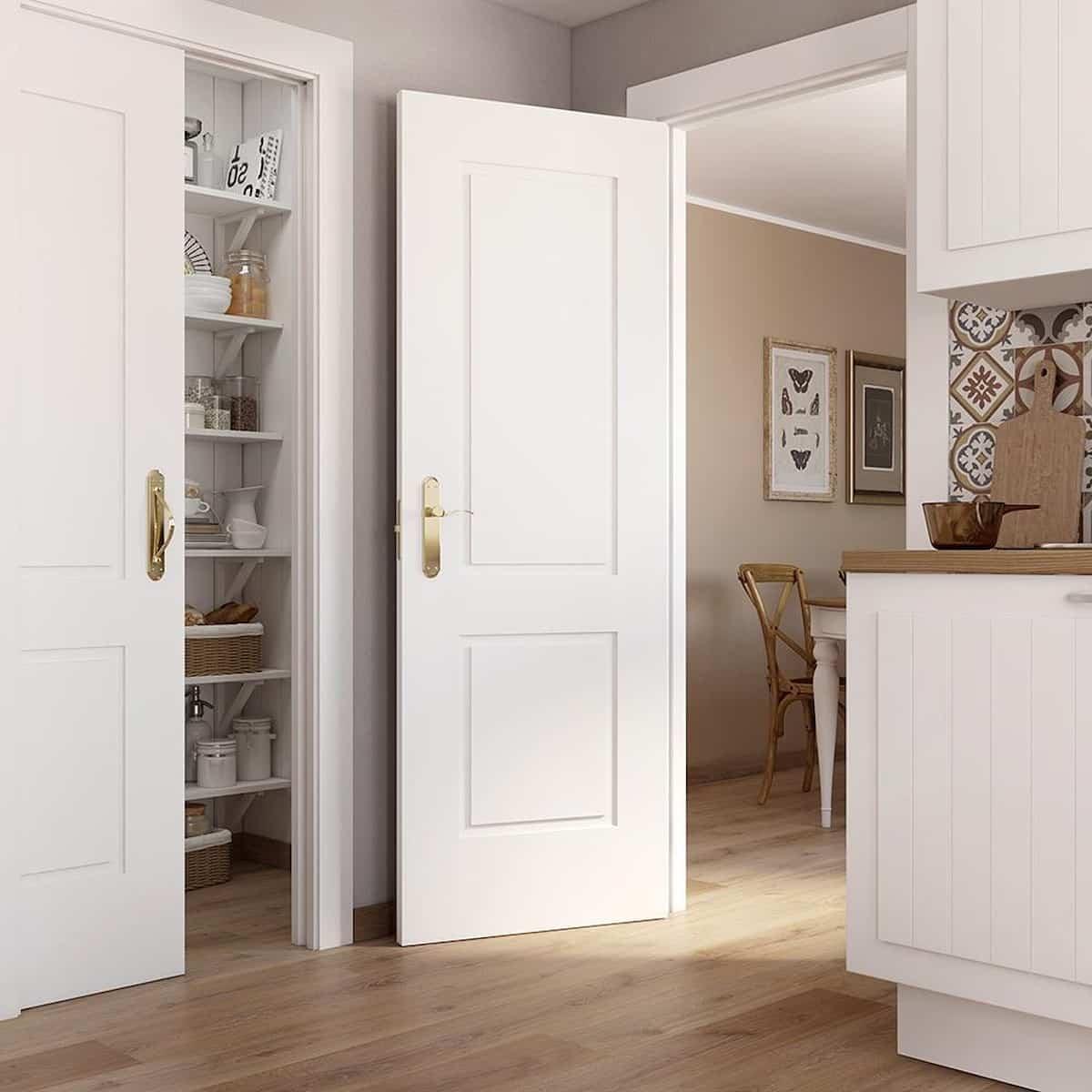 ideas para elegir el color de las puertas de interior 5