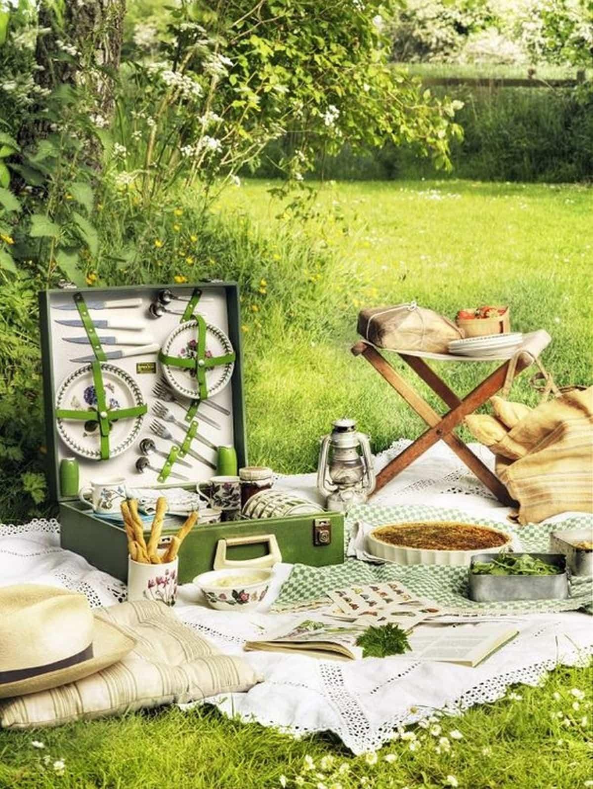 como conseguir un picnic perfecto 4