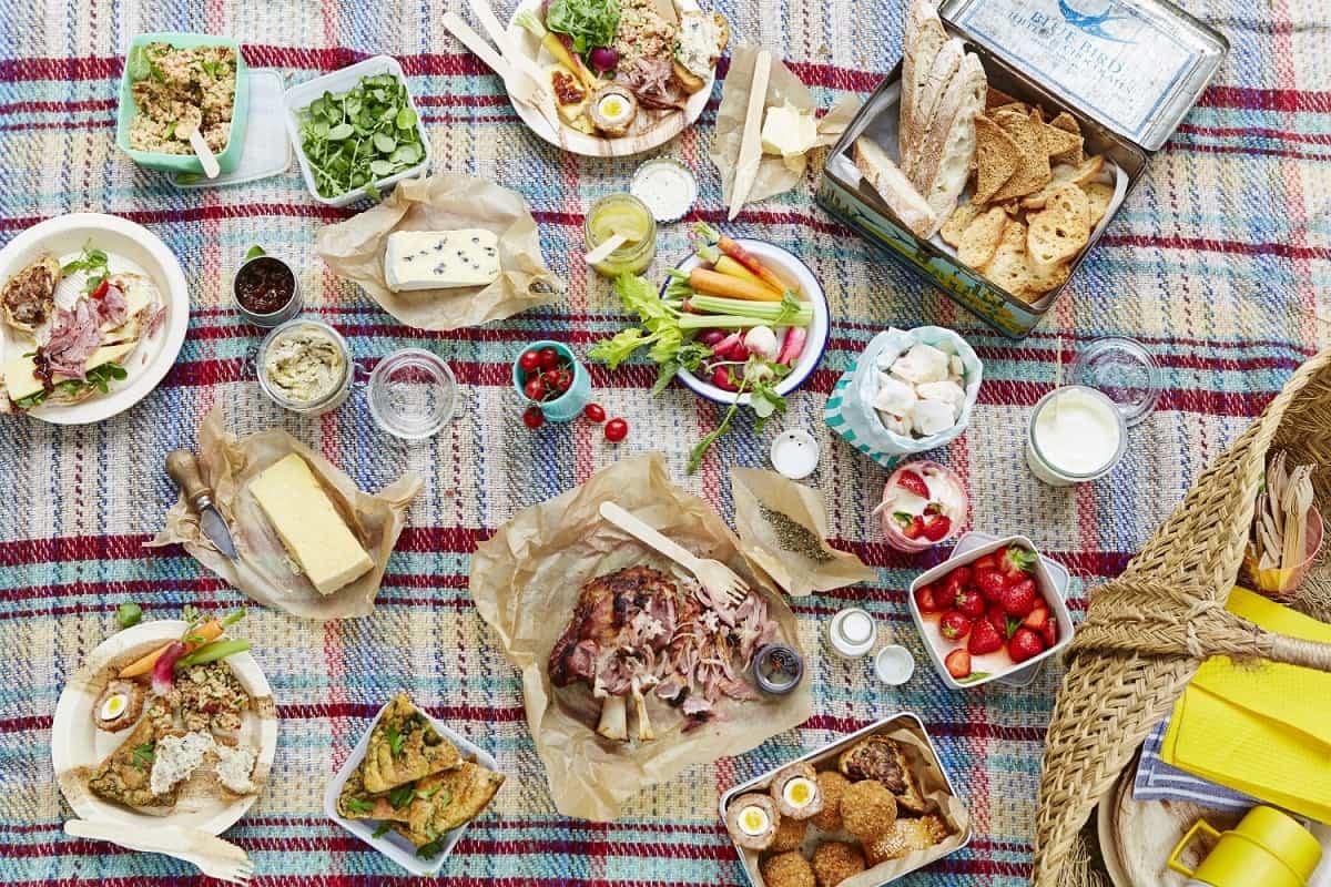 como conseguir un picnic perfecto 6