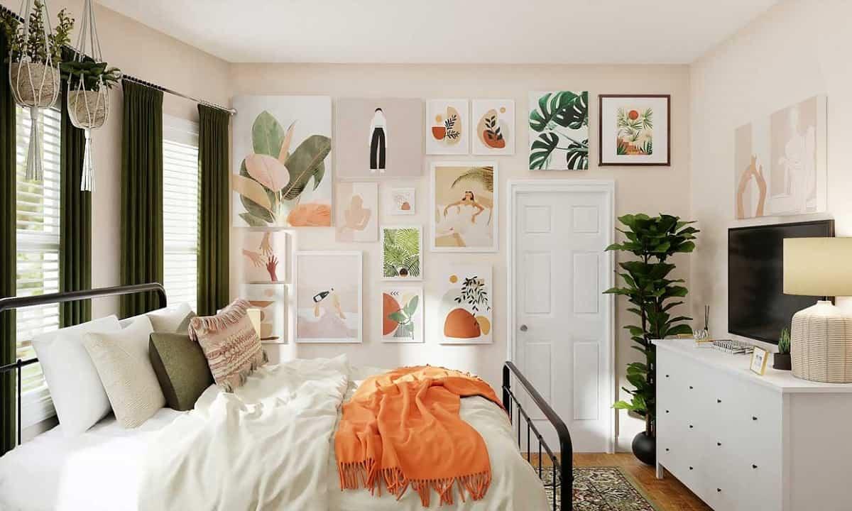 Cómo conseguir un dormitorio más fresco en verano