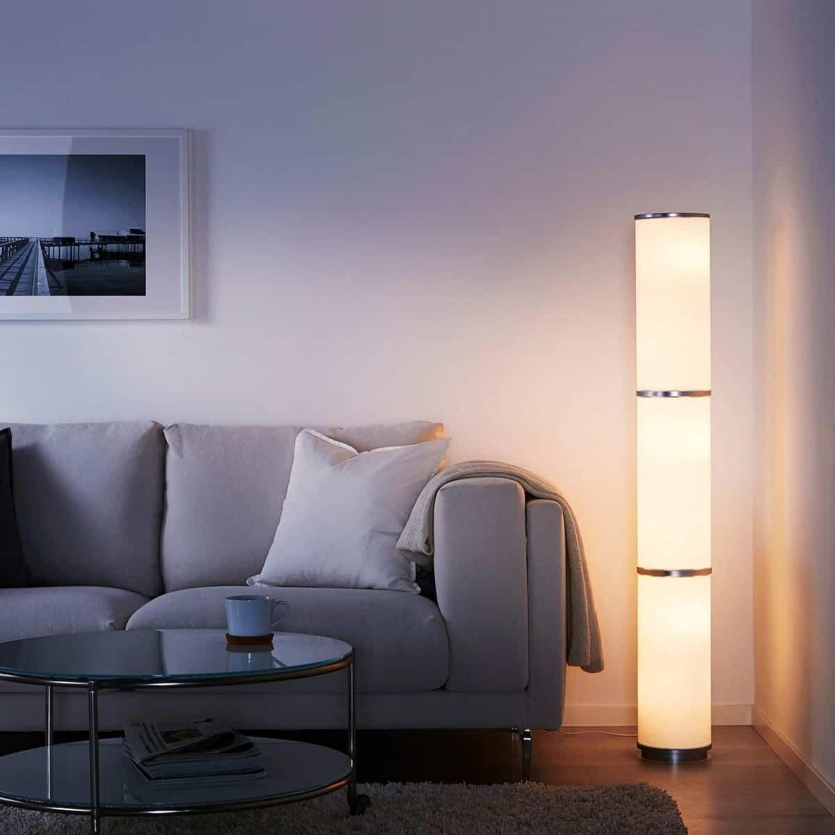 10 lamparas de pie de ikea para decorar tu hogar 1