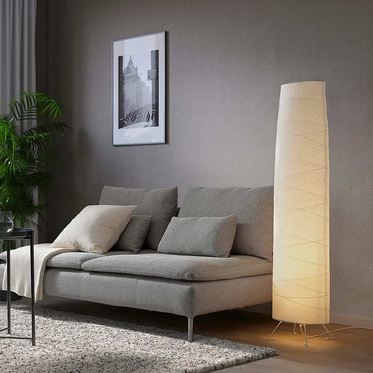 10 lamparas de pie de ikea para decorar tu hogar 2