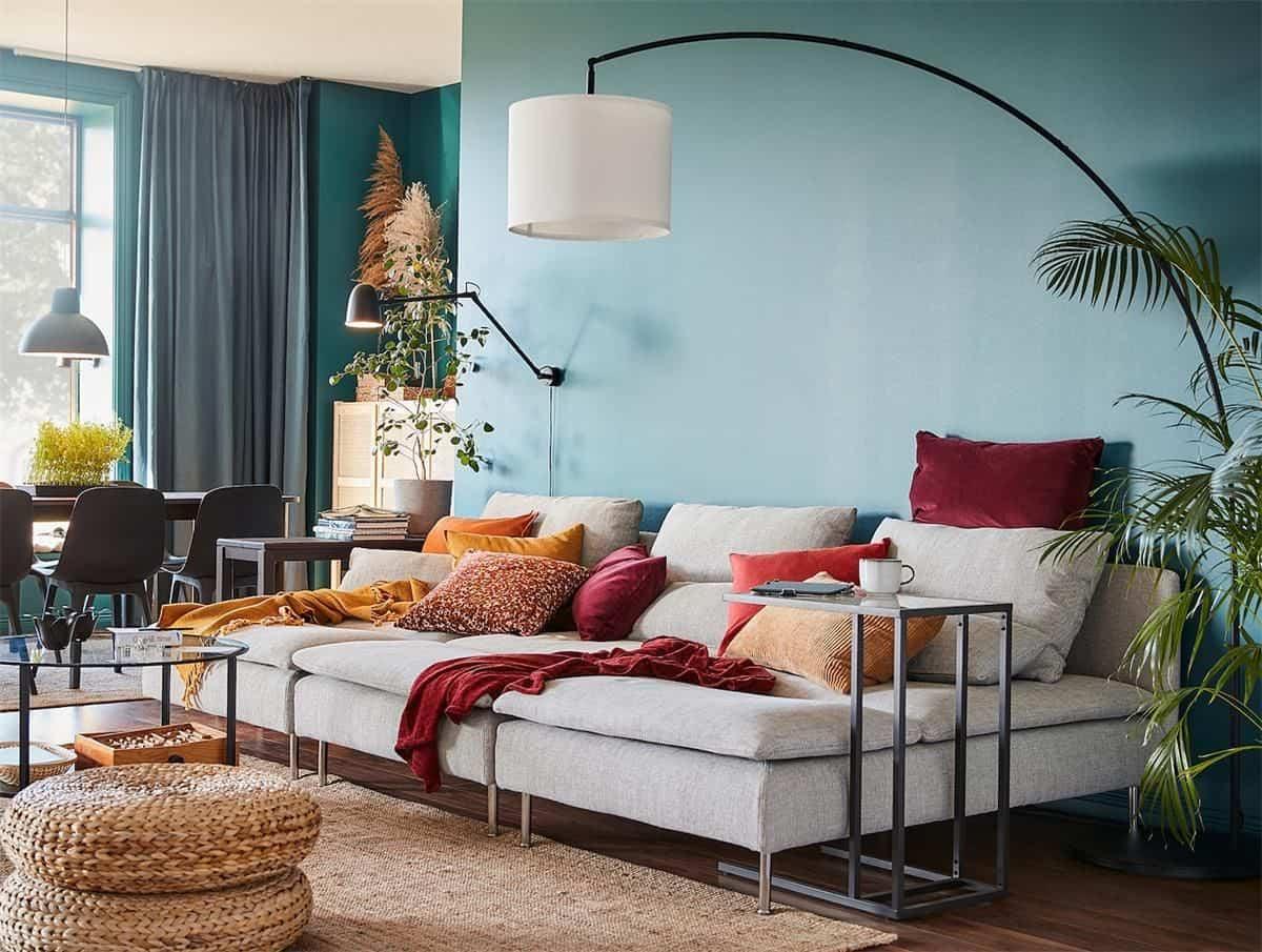 10 lamparas de pie de ikea para decorar tu hogar 4