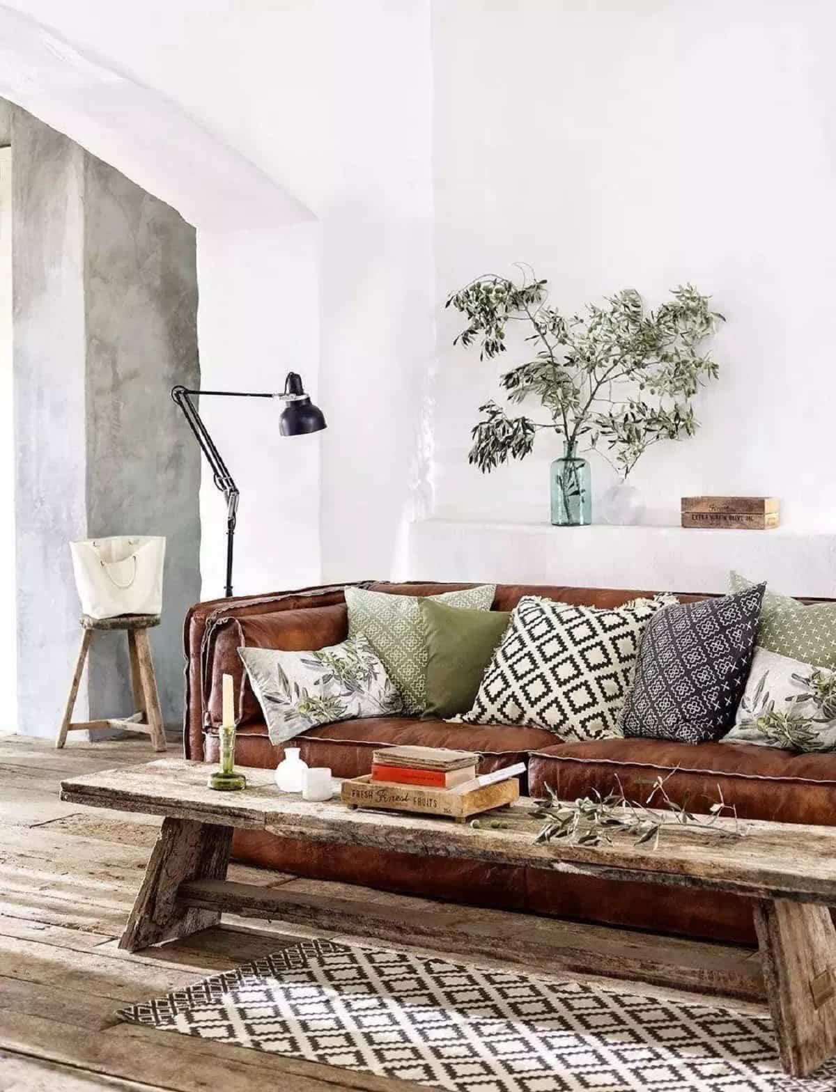 6 razones para anadir un sofa de cuero a tu hogar 5