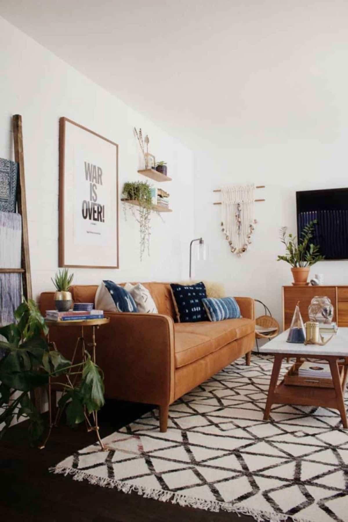 6 razones para anadir un sofa de cuero a tu hogar 6