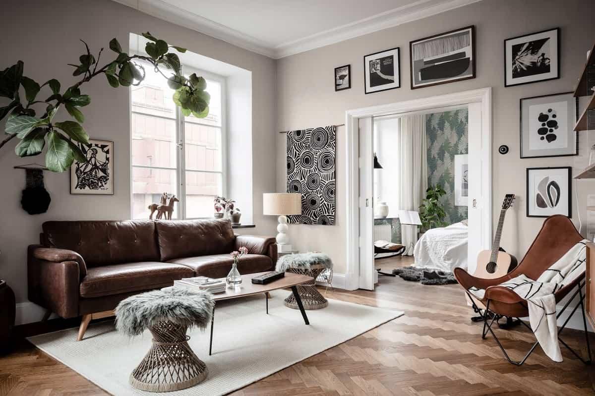 6 razones para anadir un sofa de cuero a tu hogar 7