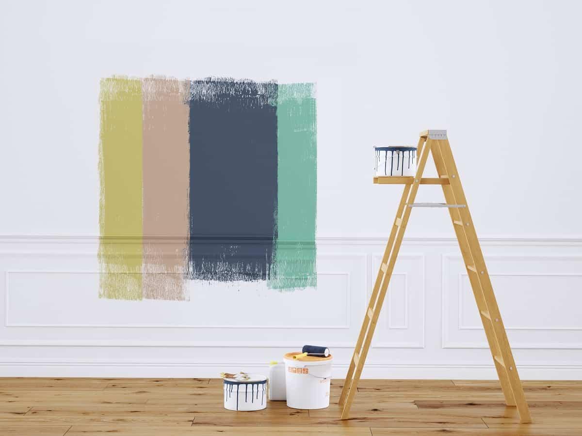 Claves para elegir el color de las paredes según tus muebles