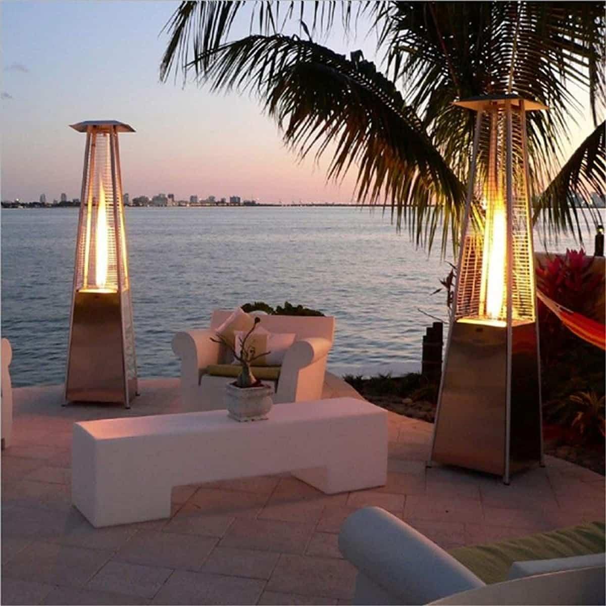 estufas de exterior para disfrutando de la terraza todo el ano 1