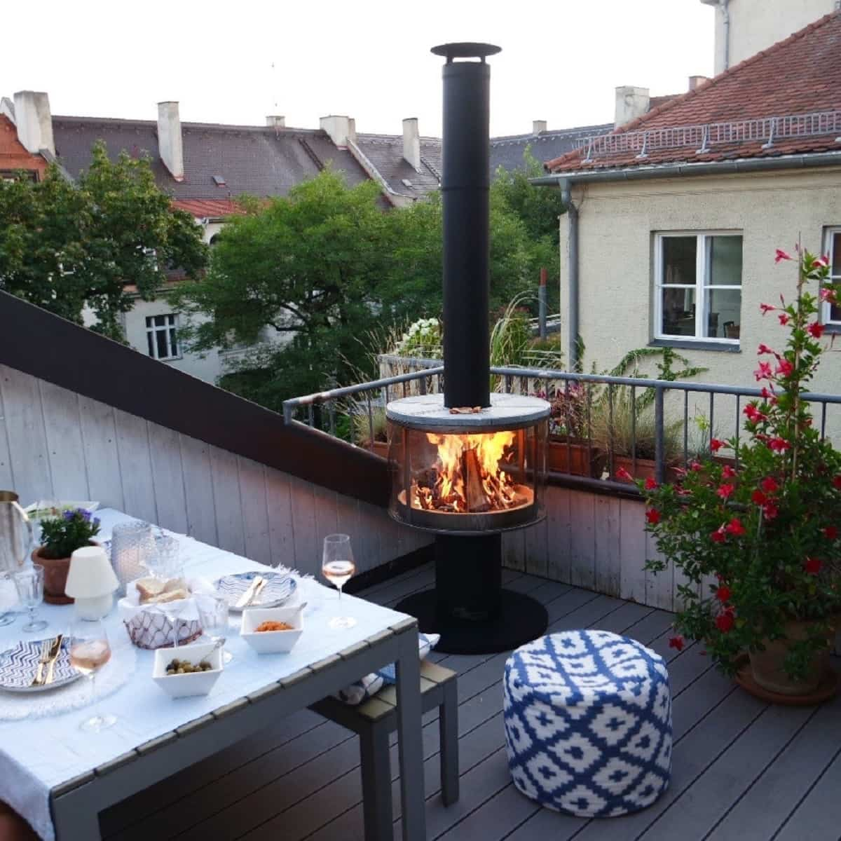 estufas de exterior para disfrutando de la terraza todo el ano 10